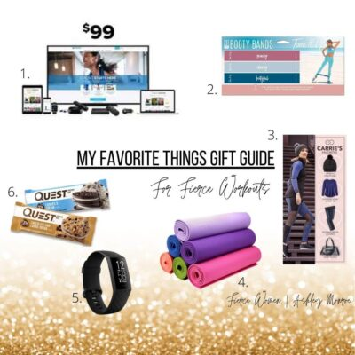 Gift Guide for Workouts