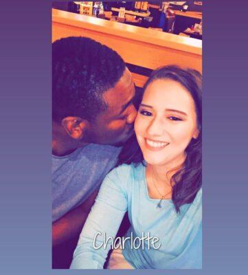 Ashley and Travis Monroe