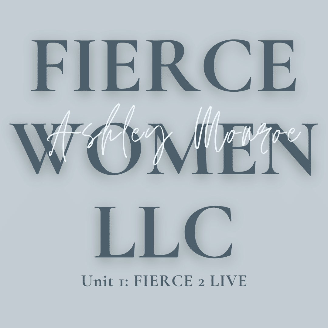 Fierce 2 Live Course